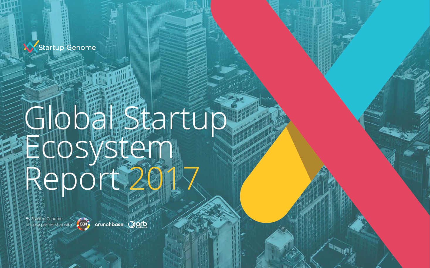 Global Startup Ecosystem Report 2017