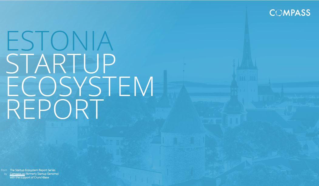 Estonia Startup Ecosystem Report
