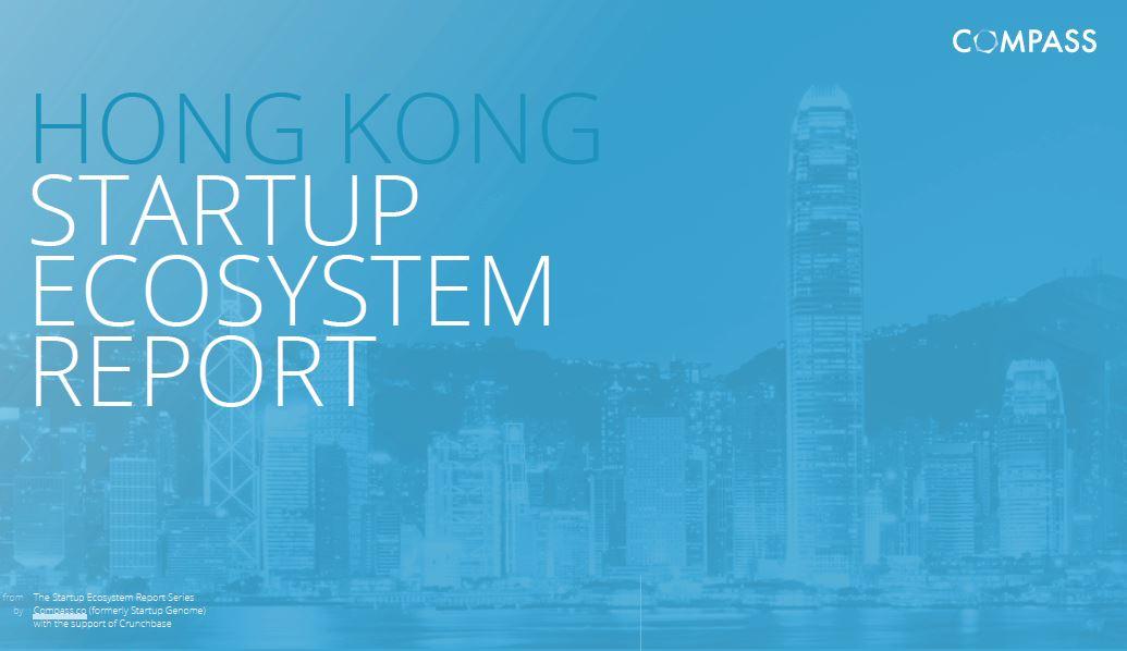 Hong Kong Startup Ecosystem Report