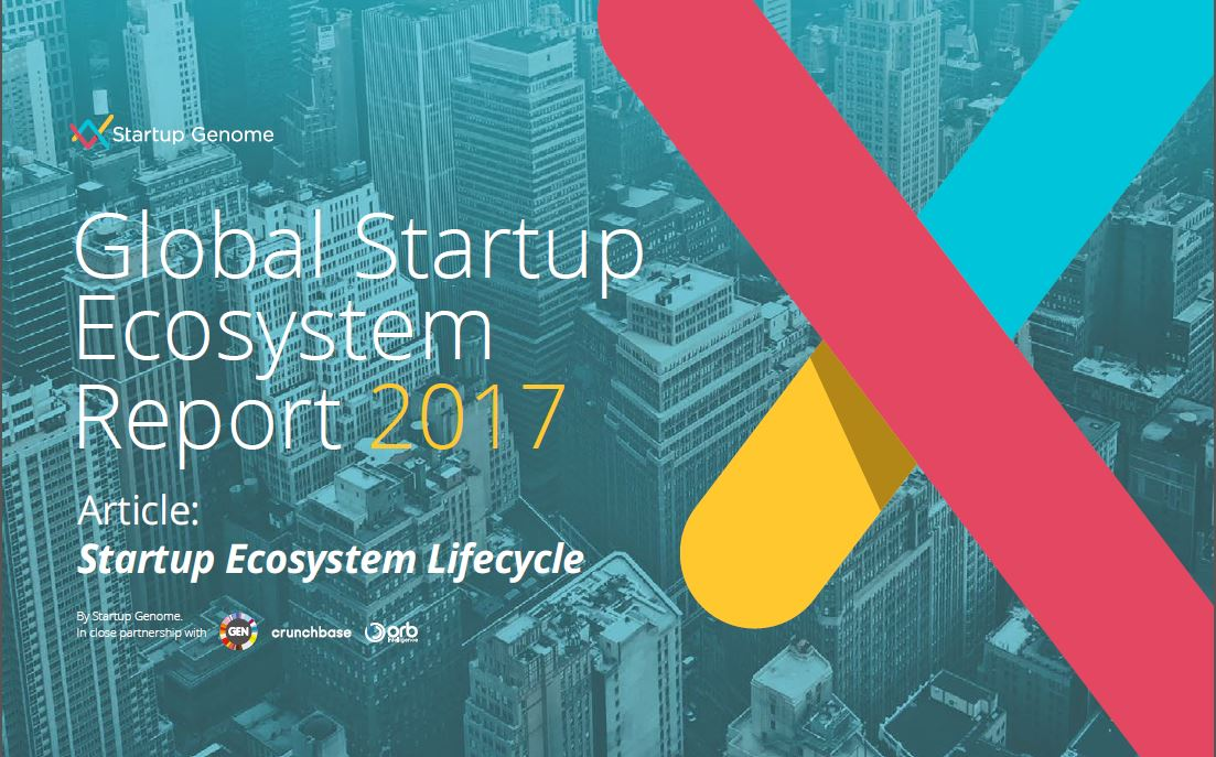 Startup Ecosystem Lifecycle Model Explained