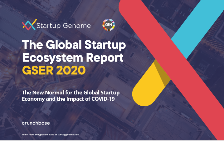 The Global Startup Ecosystem Report 2020 (GSER2020)