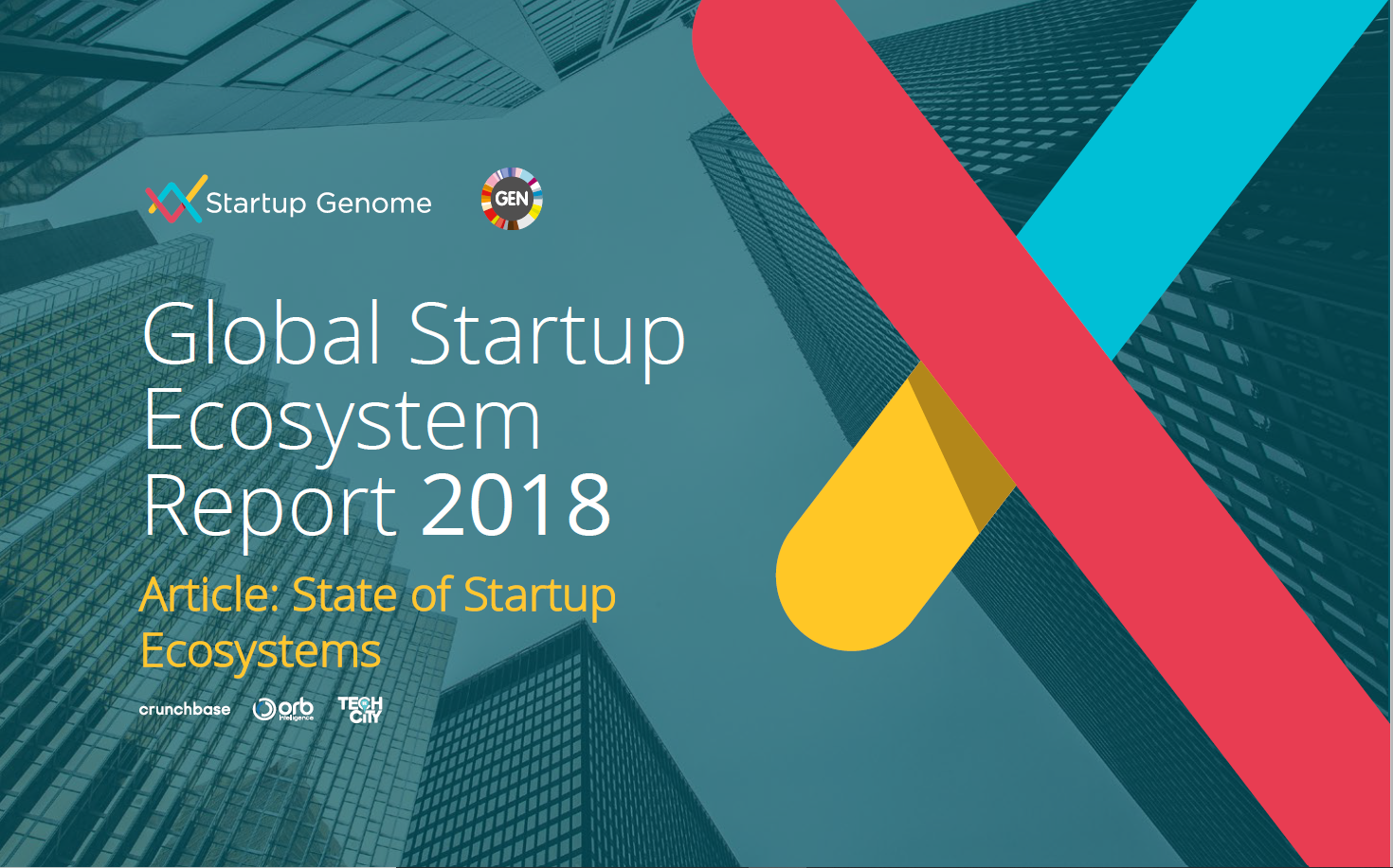 State of Startup Ecosystems 2018