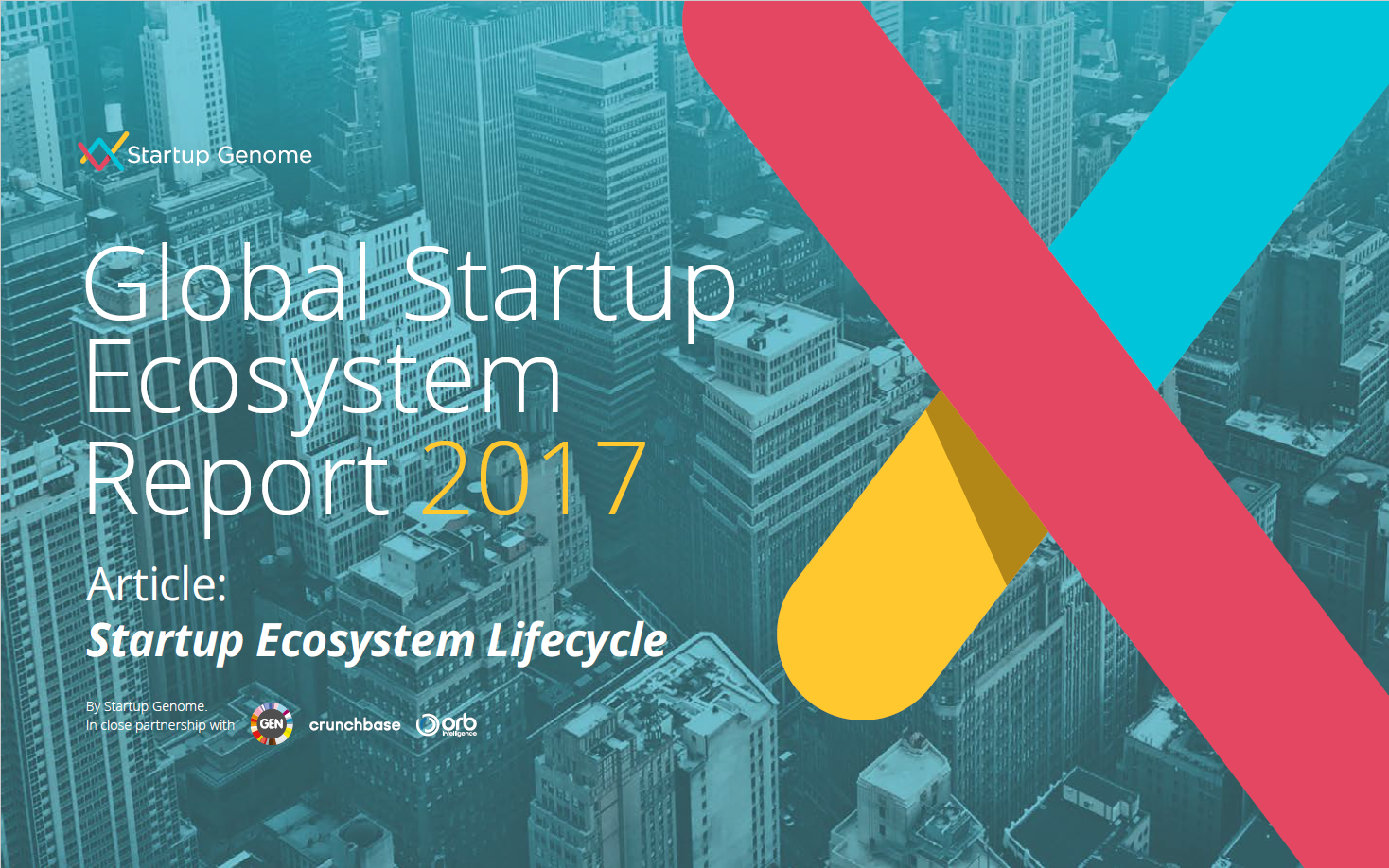 Startup Ecosystem Lifecycle Model Explained