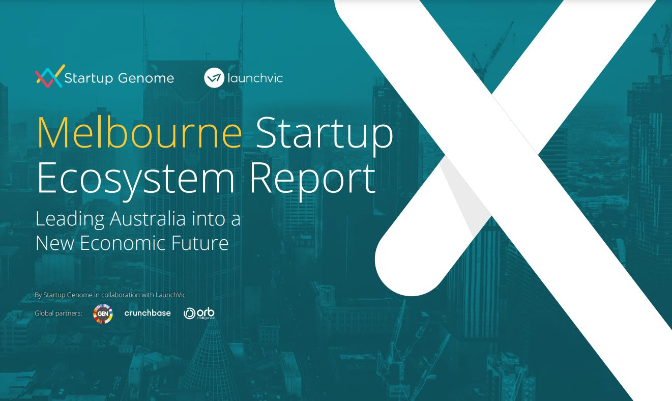 Melbourne Startup Ecosystem Report