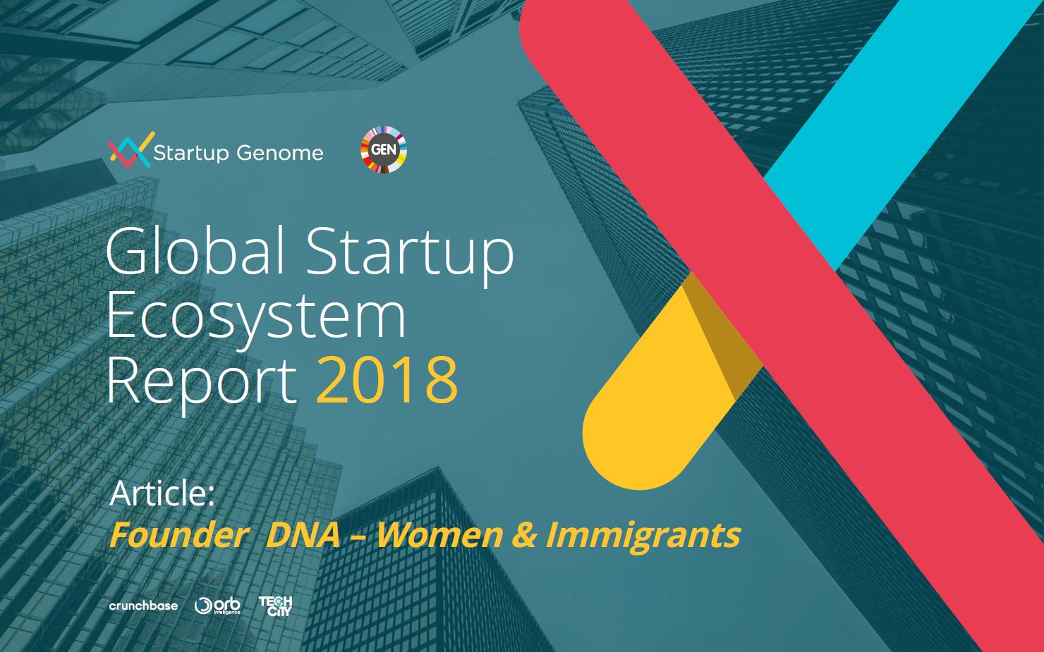 Founder DNA - Women & Immigrants
