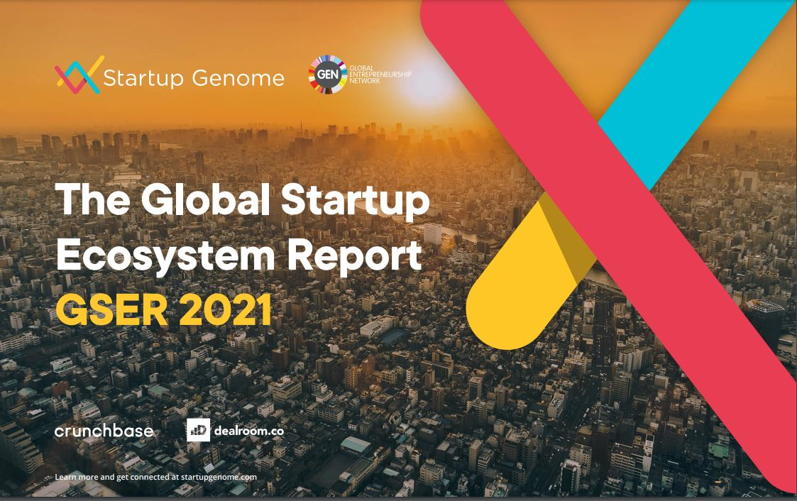The Global Startup Ecosystem Report 2021 (GSER2021)