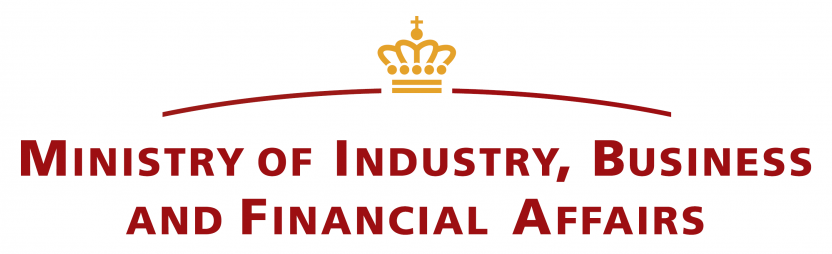 Ministry of Industry, Business and Fin. Affairs