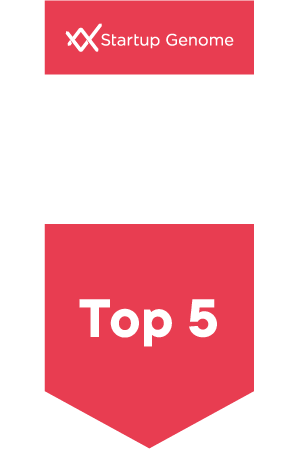 Top 5 Global Emerging Ecosystem: Funding